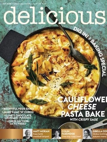 Prenumeration Delicious Magazine