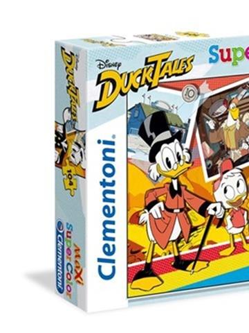 Prenumeration DuckTales MAXI Pussel Supercolors, 104 bitar
