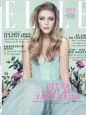 Prenumeration Elle (Danish Edition)