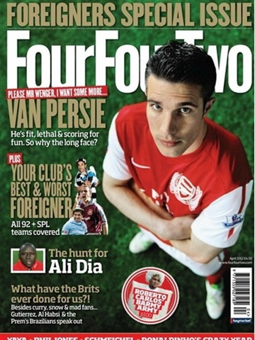 Prenumeration Four Four Two (UK Edition)
