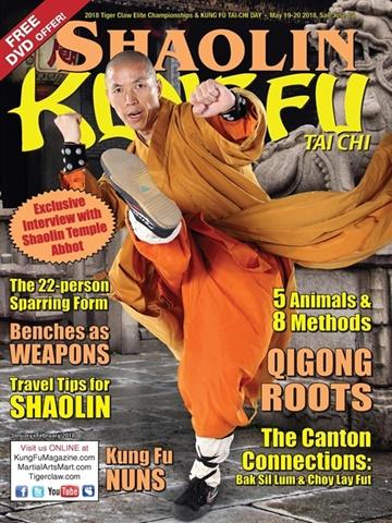 Prenumeration Kung Fu Ti Chi Magazine