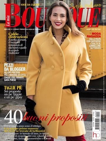 Prenumeration La Mia Boutique
