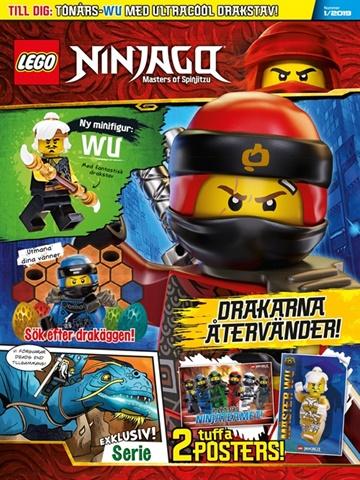 Prenumeration LEGO NINJAGO
