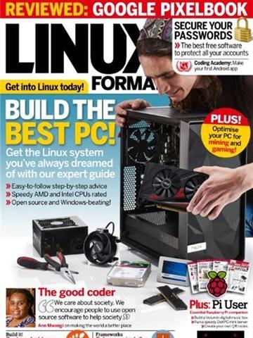 Prenumeration Linux Magazine (UK Edition)
