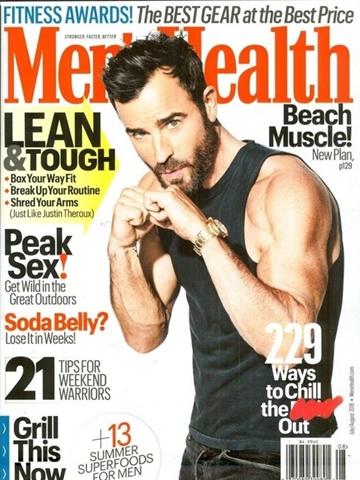 Prenumeration Mens Health (US Edition)