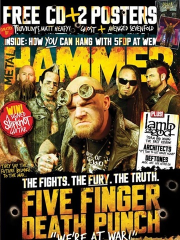 Prenumeration Metal Hammer