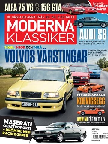 Prenumeration Moderna Klassiker