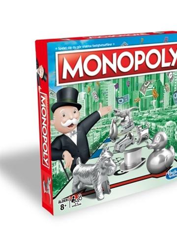 Prenumeration Monopol Classic - Sällskapsspel