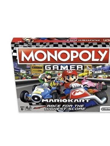 Prenumeration Monopol Gamer Mario Kart ENG - Spel