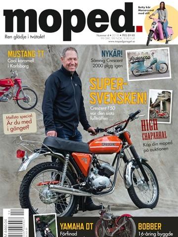 Prenumeration Moped