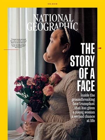 Prenumeration National Geographic (US Edition)