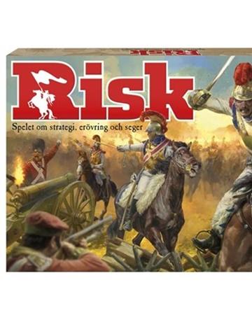 Prenumeration Risk - Spel