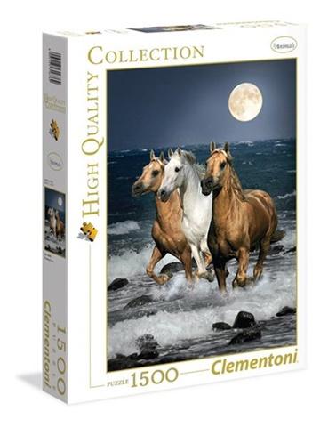 Prenumeration Running Horses Pussel, 1500 bitar